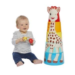 Sophie La Giraffe Γιγαντιαίος Πύργος