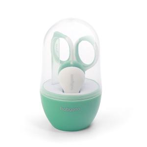 BabyOno: Σετ περιποίησης νυχιών για το μωρό με θήκη-Μέντα