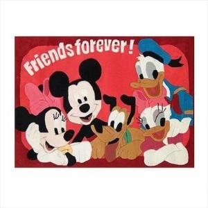 Χειροποίητο Χαλί Disney Friends Forever (115x168cm) DH015