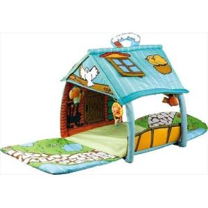 Γυμναστήριο Σπιτάκι Home Playmat Cangaroo (ΔΩΡΟ Μασητικό Οδοντοφυΐας)