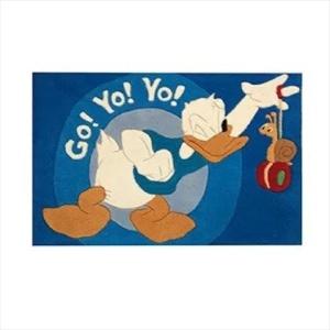 Χειροποίητο Χαλί Disney Donald Duck Yo Yo (69x108cm) DH031