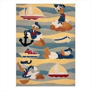 Χειροποίητο Χαλί Disney Donald Duck Nautic (80x140cm) DH029