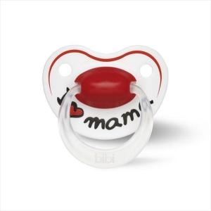 Bibi Hapinness i Love Mama Σιλικόνης 6-16m