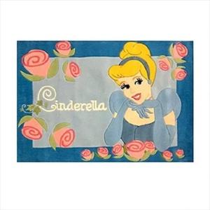 Χειροποίητο Χαλί Disney Cinderella (115x168cm) DH020