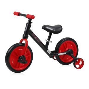 Ποδήλατο Ισορροπίας Lorelli Bertoni Energy 2 in 1 Black/Red