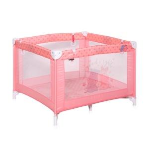 Πάρκο Playpen Play Pink Hippo Lorelli Bertoni (ΔΩΡΟ Μασητικό Οδοντοφυΐας)