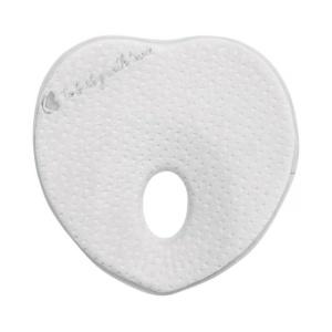 Μαξιλάρι Memory Foam Ergonomic Pillow Kikkaboo Heart Grey Velvet