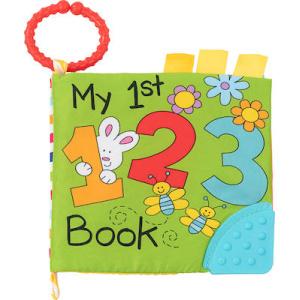 Kikkaboo Εκπαιδευτικό Βιβλίο Δραστηριοτήτων Με Μασητικό123