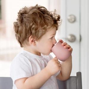 Ezpz Εκπαιδευτικό Ποτήρι Mini Cup Pink