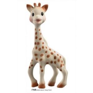Sophie La Girafe Φυσικός Δακτύλιος Οδοντοφυΐας So pure