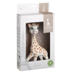 Sophie La Girafe Tο Πρώτο Παιχνίδι του Μωρού που Διεγείρει Όλες τις Αισθήσεις