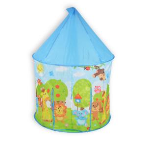 Yurt Tent Παιδική Σκηνή 95x95x135 cm με 25 Μπάλες Moni Toys