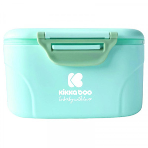 Δοχείο Αποθήκευσης Σκόνης Γάλακτος με Κουτάλι 130g Blue Kikkaboo