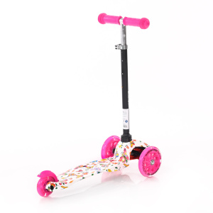 Lorelli Bertoni Mini Scooter Pink Butterly