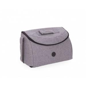 Τσάντα Αλλαξιέρα Kikkaboo Uni Grey