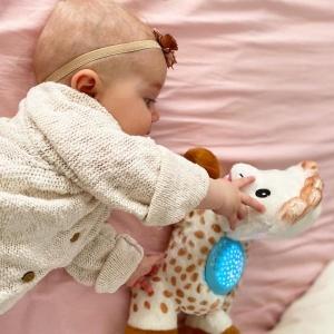 Sophie La Girafe Προτζέκτορας με Φωτισμό και Ήχους για Νανούρισμα