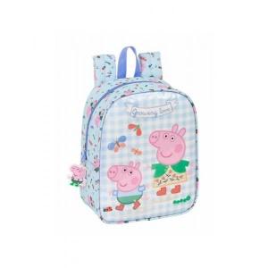 Σχολική Tσάντα Peppa Pig Safta